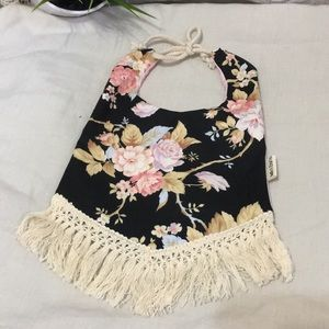 Baby Mini Boho Authentic Brand Bib NWOT